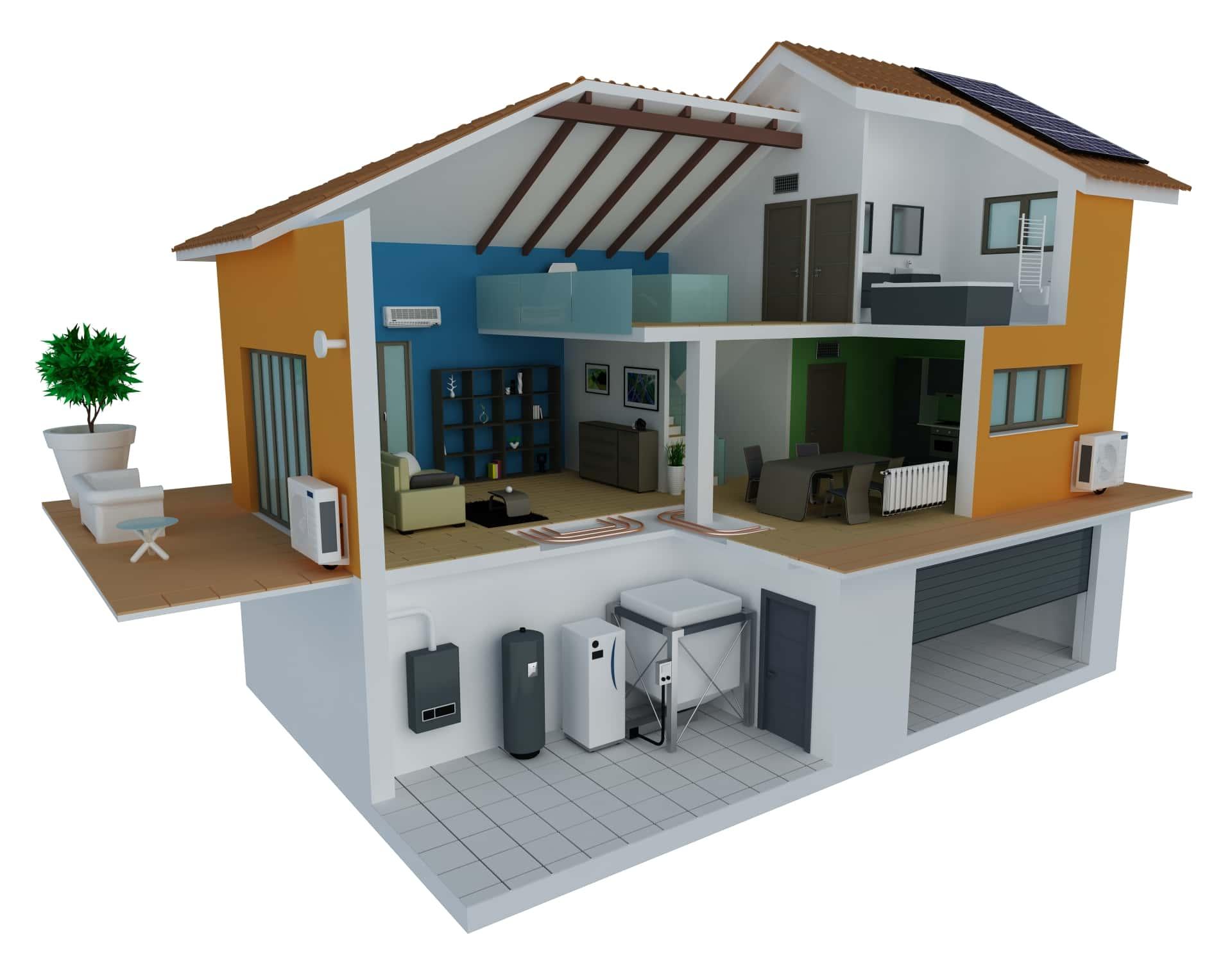 Idorthermo Green a Milano installa impianti di riscaldamento e raffrescamento a pompa di calore