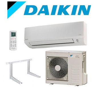 Idrothermo Green si occupa della vendita e dell'installazione di condizionatori Daikin a Milano