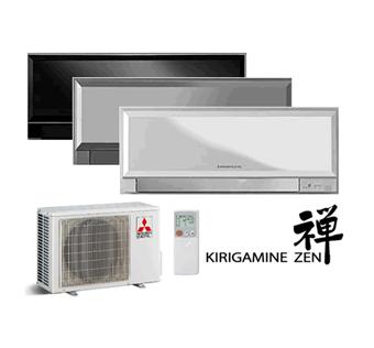 Idrothermo Green si occupa della vendita e dell'installazione di climatizzatori Mitsubishi Electric a Milano