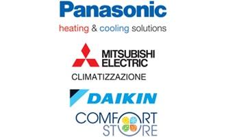 Idrothermo Green Installa a Milano Impianti a Pompa di Calore Panasonic, Daikin e Mitsubishi Electric
